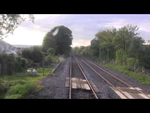 Class 60 Cab Ride Margam to Carmarthen