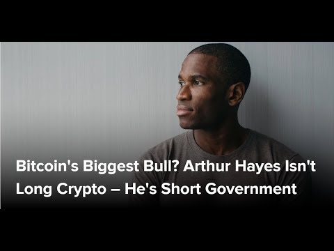 The Highest-Volume Crypto Exchange on the Planet. We Talk with Arthur Hayes, CEO of BitMEX: 2.26.18