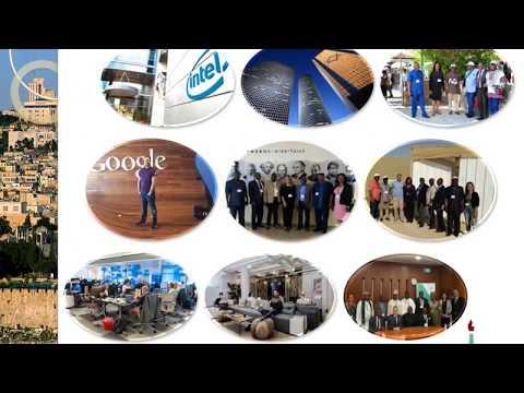 Innovation and Entrepreneurship - The Hebrew University of Jerusalem and Building Bridges