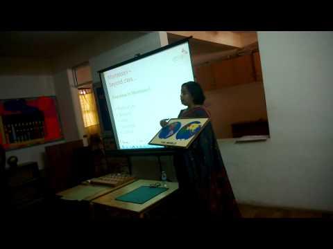 Dots Montessori in Bangalore :Understanding Globe