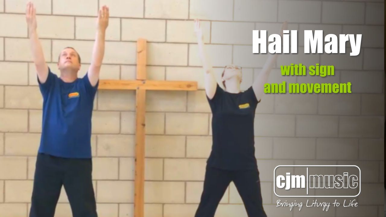 Hail Mary [Song] | CJM MUSIC