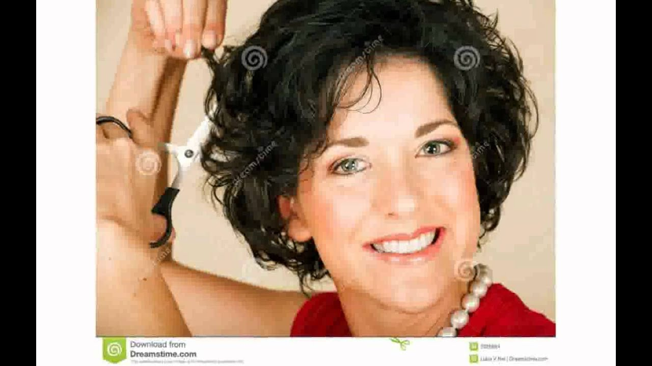 Molto Taglio Capelli Per Donna - foto - YouTube VS81