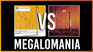 Megalomania - Muse | Original vs XX Anniversary RemiXX