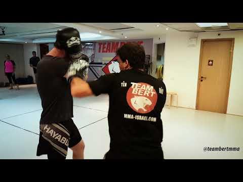 Boxing Technique Demonstration