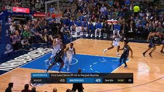 Orlando Magic vs Dallas Mavericks - Full Game Highlights | Jan 9, 2018 | NBA Season 2017-18