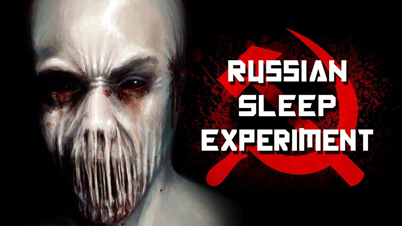 the russian sleep experiment  creepypasta reading