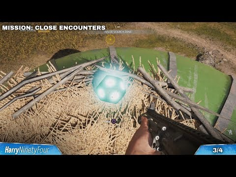 Far Cry 5 - All Alien Object Locations (Close Encounters Side Mission)