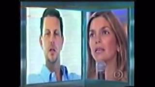 Ivete Sangalo no Faustão 2002