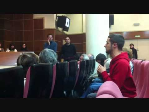 La intolerancia de la Facultad de Políticas de la UCM