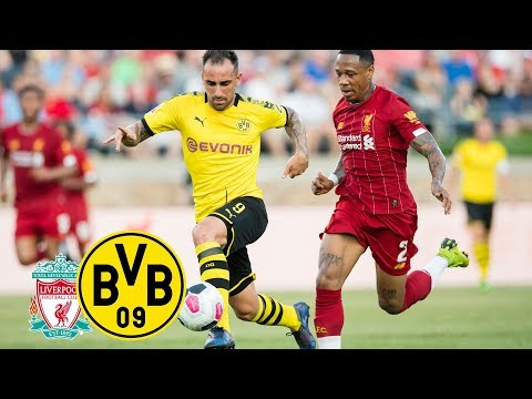 Liverpool FC vs. BVB 2-3 | Full Match | Friendly in South Bend