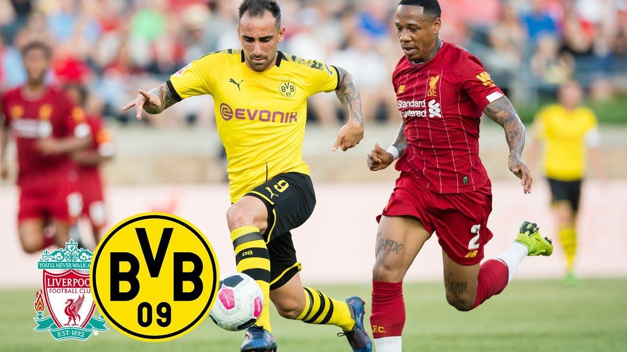 Liverpool FC - BVB 2:3 | ReLIVE |Freundschaftsspiel in voller Länge