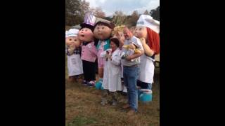 Hillbilly Hog Kcbs Bbq Grand Champion Adopts Cabbage Patch