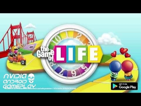 The Game Of Life | Games For Kids | Nvidia Shield Tablet K1 | Android 7 0