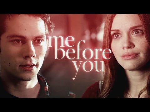 Me Before You - Trailer    Teen Wolf Style {Stydia}