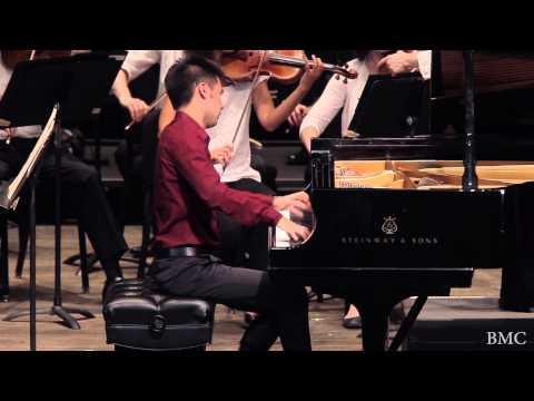 RACHMANINOFF Piano Concerto No. 2: III. Allegro scherzando - Conrad Tao, piano