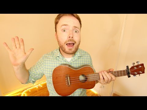 ALL STAR by SMASH MOUTH but it's a ukulele tutorial