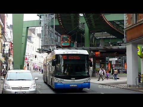Vohwinkel Trolleybus Monorail