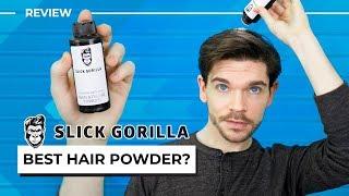 Slick Gorilla Hair Powder | Honest Review