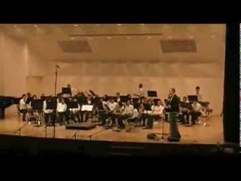 2011 Daegu American School Spring Concert - Symphonic Band