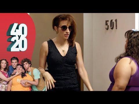 40 y 20 - T3 - C-03   Chío entra en crisis - Distrito Comedia