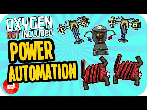 POWER AUTOMATION ▶Oxygen Not Included RANCHER◀ #26 Oxygen Not Included RANCHER UPGRADE ONI
