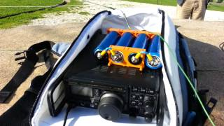 Video Yaesu FT-897D portable with LiFePO4 batteries: SQ7BFS download MP3, 3GP, MP4, WEBM, AVI, FLV Desember 2017