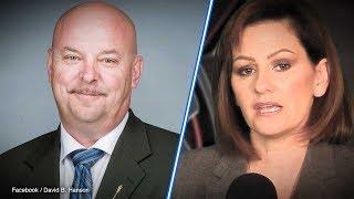 Vandal targeted UCP MLA's office after by NDP lied    Sheila Gunn Reid