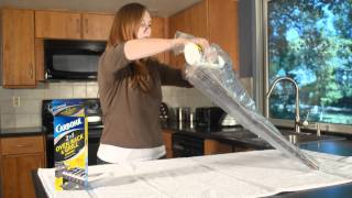 How to Clean Oven Racks and BBQ Grills with Carbona 2 in 1 Oven Rack & Grill Cleaner