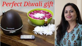 Gambar cover Make your home smell fresh - Kampes Aroma Oil Diffuser & Humidifier Review | Anupama Jha