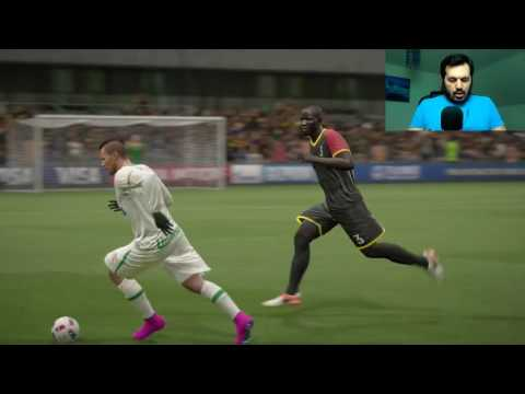 Twitch Canlı Yayın / Fifa 17 Ultimate Team Türkçe /