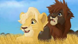 Lion King - New Characters