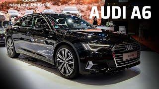 #VMS19: Trên tay Audi A6 thế hệ mới, giá khoảng 2,5 tỷ đồng