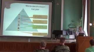Infopäev 10.juuni 2014 Mereväe õppekava