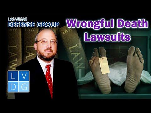 Wrongful Death Lawsuits in Las Vegas