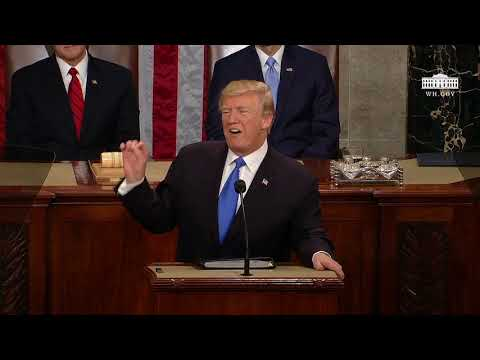 President Trump Delivers the State of the Union Address (ESPAÑOL)