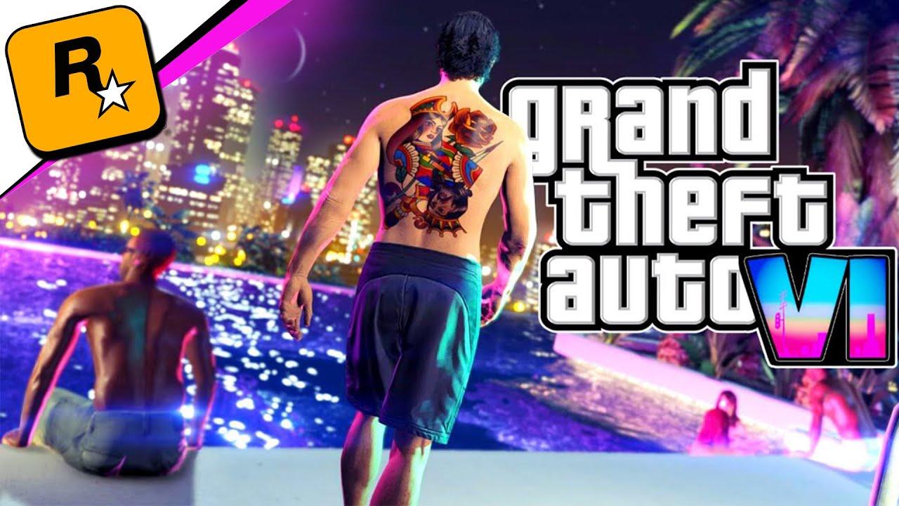 GTA 6 - Grand Theft Auto 6: ROCKSTAR КАКОЙ БУДЕТ ИГРА БУДУЩЕГО ГТА 6!? | DYADYABOY ?