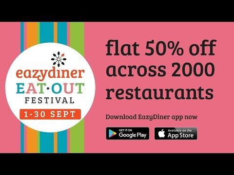 EazyDiner Best Deals At The Best Restaurants Apps On Google Play - Restaurant table booking app