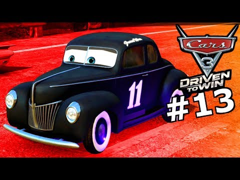 Alte Legenden! – Lets Play CARS 3 Deutsch #13 | CARS 3 Driven to Win PS4 Pro 4K Gameplay German