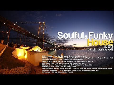 Soulful and Funky Vol 04 by DJ Mauricio Kalil
