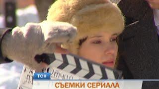 В Перми продолжаются съемки исторического сериала «Отчий берег»