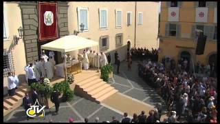 Đức Thánh Cha chủ sự Lễ Đức Mẹ Hồn Xác Lên Trời đầu tiên trong triều Giáo Hoàng của ngài.