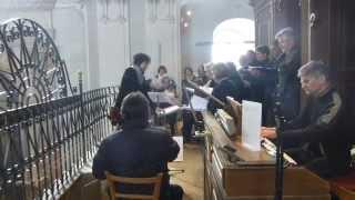 Osterhochamt 2104 in Stockerau, Musik zum Auszug