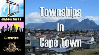 Townships in Cape Town