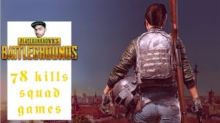 We Got 78 Kills PUBG PC INDIA : Weekly PUBG Highlights 2
