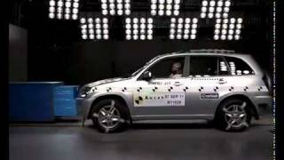 Cherry Tiggo crash test