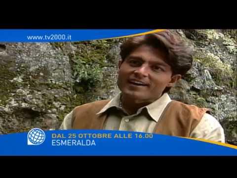 """""""Esmeralda"""" da giovedì 25 ottobre alle 16.00 su Tv2000"""