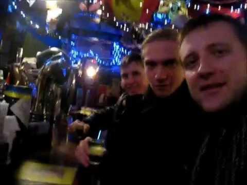 Мальчишник в Киеве (квест по Портер Пабам)