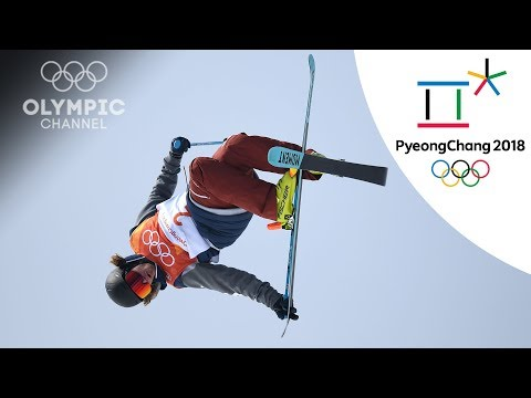 Download Youtube: The Last Run is all David Wise needed to defend Freestyle Skiing Halfpipe gold   PyeongChang 2018