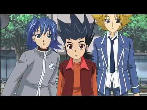 Cardfight!! Vanguard: Episode 7 [SUBBED] 1/2