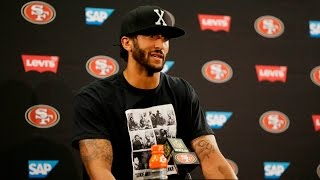 What Colin Kaepernick recently said will blow your mind!!!!